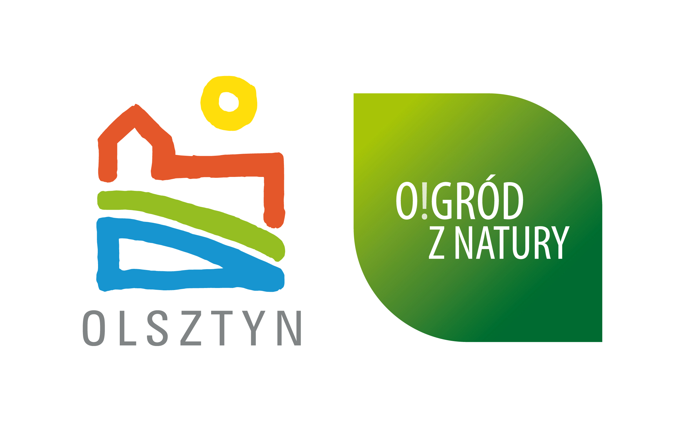 Logo Olsztyn Ogród z natury z odnośnikiem do strony Miasta Olsztyna