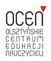 Logo Osztyńskiego Centrum Edukacji Nauczycieli